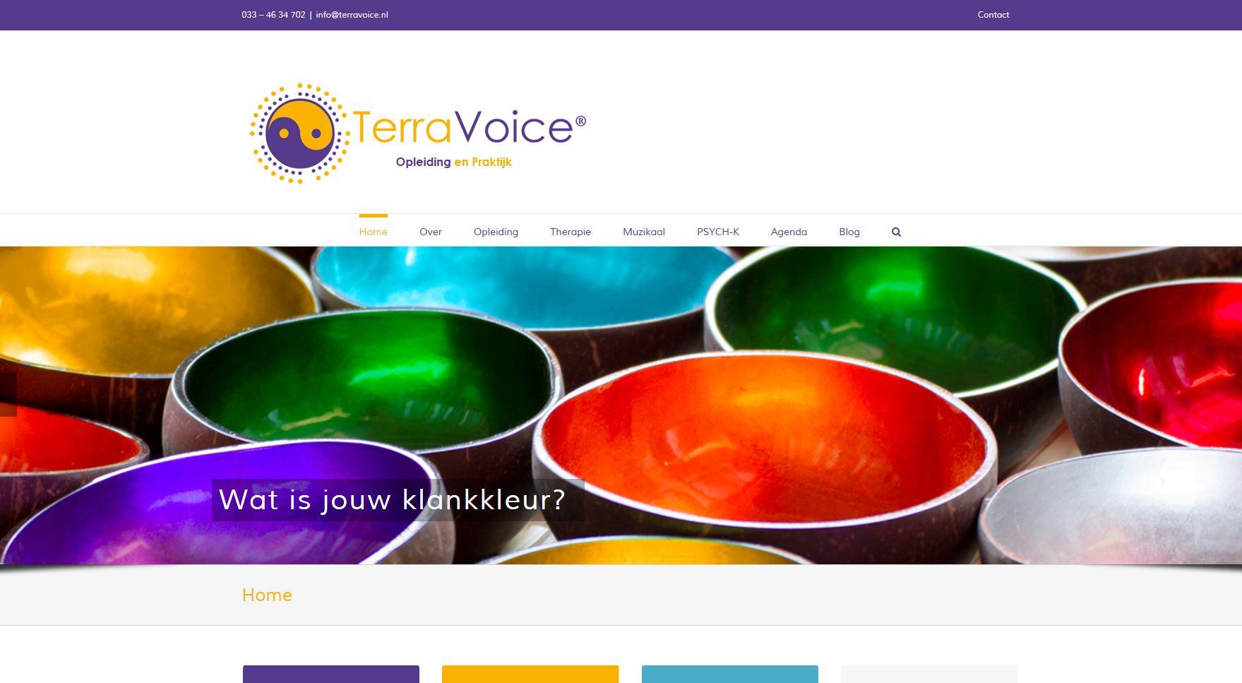 Terra voice